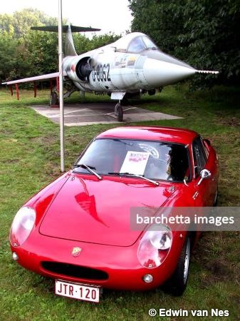 Abarth 1000 Bialbero Berlinetta