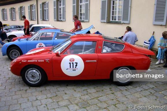 Fiat Abarth 1000 Gt Bialbero Engelbert Moell 1000