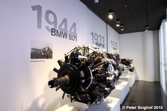 BMW 801 double-radial engine