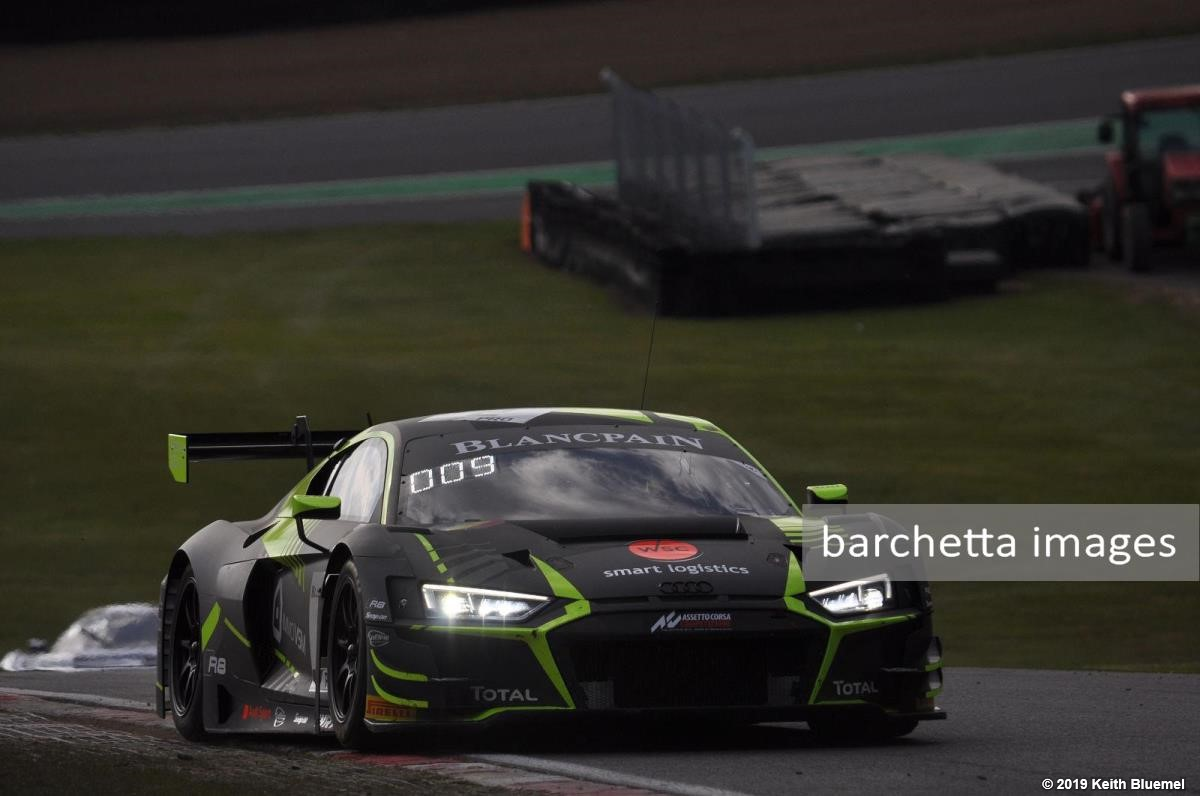 Blancpain GT World Challenge Europe, Brands Hatch, 2019