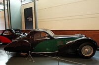 "Bugatti T57 S Atalante Gangloff with ""Aravis"" type rear end s/n 57471-2"
