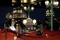 Bugatti T41 Royale Saloon body by Park Ward s/n 41131
