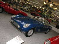 Ferrari 375 MM Pinin Farina Spyder s/n 0450AM rebodied by Scaglietti as Berlinetta