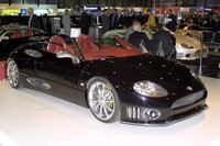 Spyker display