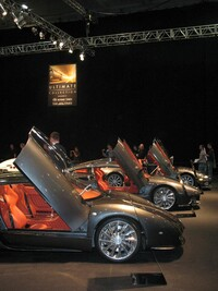 Eat your Heart out ... Spyker Press