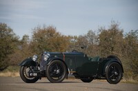 Lot 138 - 1931 Aston Martin 1 1/2-Litre International 2/4-Seater s/n A1/100