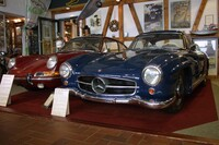 Mercedes 300 SL Coupe s/n 198040.550824