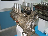 1966 V8 engine5467cc