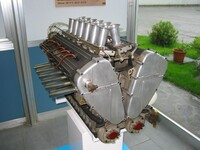 1970 V12 engine 4782cc