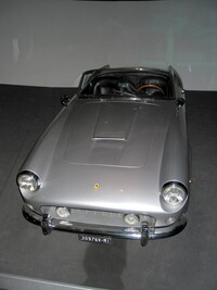 250 GT Spider California s/n 3345GT
