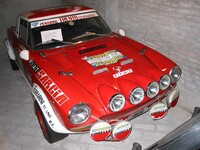 Fiat Abarth 124 Rally