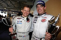 Porsche Emmanuel Collard, Richard Westbrook