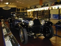 Bugatti Type 41 Royale replica