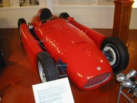 Lancia D50 re-creation