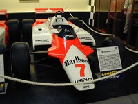 1982 Belgian G.P. winning McLaren MP4/1B-2