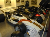 Later section of BRM display