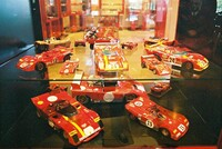 Ferrari micro car collection