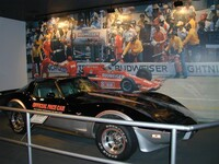 1978 Chevrolet Corvette Indy Pace car, the first year that this model was used for this purpose
