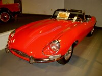 "1968 Jaguar""E"" Type roadster"