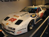 1988 Chevrolet Corvette IMSA GT & Camel GT series race car