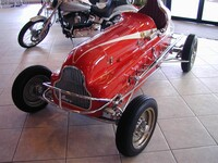 1938 Midget racer with Ford flathead V8 engine