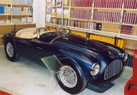 166 MM Touring Barchetta s/n 0064M