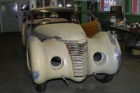 Delahaye restoration project