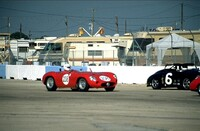 Maserati 300 S s/n 3071 of Anthony Wang