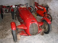 Cisitalia single seater