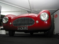 Cisitalia 202 S MM Spider