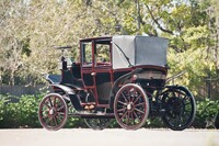 Lot 131 - c. 1899 Columbia Electric Landaulet Est. $250,000-$350,000 US