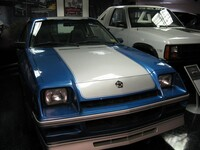 1983  Dodge Shelby Charger Prototype