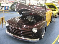 1947 Ford Custom Woody Convertible