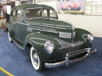 1939 Chrysler Royal Sedan, ex-Johnny Carson