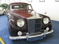 1958 Rolls Royce Silver Cloud I James Young Sedanca Coupe