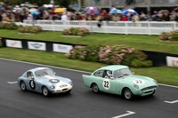 22 Sunbeam Harrington Alpine Le Mans Robin Blunden;06 Austin Healey Speedwell Sprite Michael Wylie