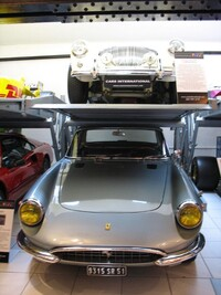 Austin Healey BN1 to 100M specification & Ferrari 365 GTC