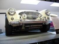 Austin Healey BN1 to 100M specification