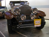 1928 Packard Single 8 Series 4