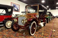 1907 Pierce Great Arrow (65Q) Touring