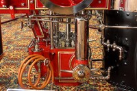 1912 Christie Steam Pumper- Fire Engine