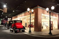 1941 Cadillac Dealer Show Room