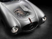 Mercedes-Benz 300 SL (model series W 194) 1952 s/n 194.010.00002