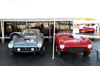 Ferrari 250 GT SWB Berlinetta;Ferrari 375 MM s/n 0372AM