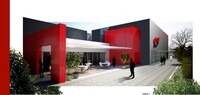 Record visitor numbers for Ferrari Museum in Maranello as extension work begins