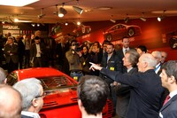 """Ferrari Supercar. Tecnology. Design. Myth"" Exhibition"