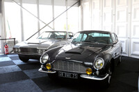 Lot 109 1966 ASTON MARTIN DB6 SUPERLEGGERA s/n DB6 2741L