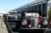 Lot 123 1952 MERCEDES BENZ 300 S CABRIOLET s/n 4452