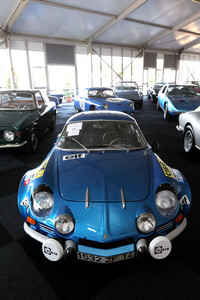 Lot 125 1971 ALPINE A110 1600 GROUPE 4 USINE s/n 17266