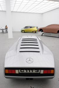 Mercedes-Benz C111-III Design Study 1977